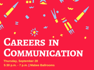 Careers in Communication