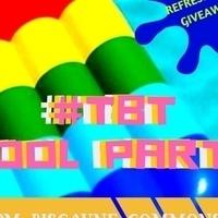 #Throw Back Thursday Pool Party