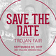 Residential Dining Theme Night: Trojan Fair
