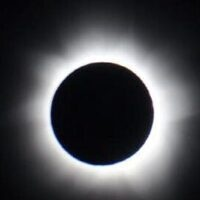 Solar Eclipse Viewing Stations: Physics and Astronomy