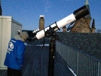 Public Observatory Viewing