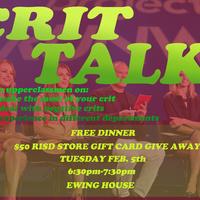 Crit Talk