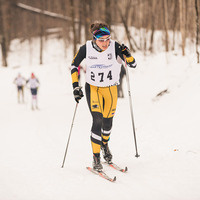 (Skiing) MTU CCSA Race & Junior Cup - MTU, Houghton - MTU Trails