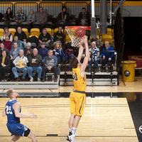 (Men's Basketball) Michigan Tech at Northern Michigan