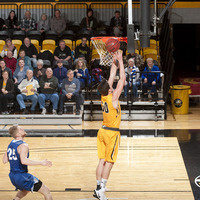 (Men's Basketball) Michigan Tech at Saginaw Valley State