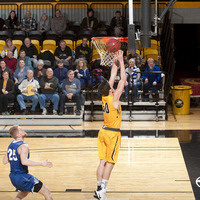 (Men's Basketball) Ferris State vs. Michigan Tech