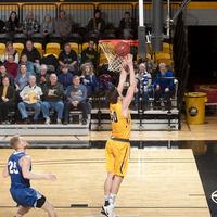 (Men's Basketball) Lake Superior State vs. Michigan Tech