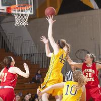 (Women's Basketball) Michigan Tech at Northwood