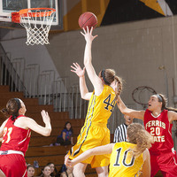 (Women's Basketball) Ferris State vs. Michigan Tech