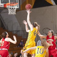 (Women's Basketball) Davenport vs. Michigan Tech