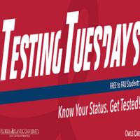 Testing Tuesday!