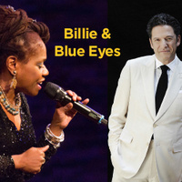 Catherine Russell and the John Pizzarelli Quartet: Billie and Blue Eyes