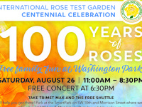 100 Years of Roses: Centennial Celebration