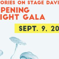 Stories on Stage Davis Opening Night Gala