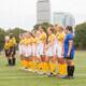 EC Saints Women's Soccer Home Opener!