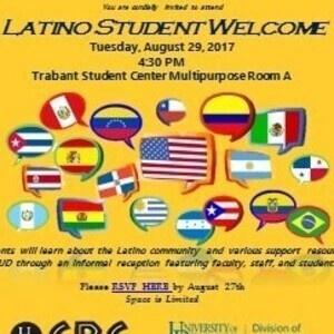 Latino Student Welcome