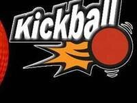 Kickball and lunch with GEO and NSE