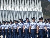 International Student Air Force Academy Visit