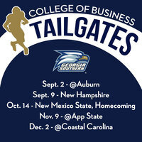 College of Business Tailgate Eagles vs. New Mexico State (Homecoming)