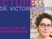 Lecture: Prof. Victoria Rovine
