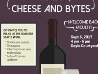 Wine, Cheese and Bytes