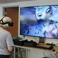 Virtual Reality: Introduction for Adults and Seniors
