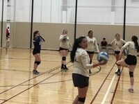 St. Edwards Women's Club Volleyball Tryouts