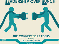 Leadership Over Lunch: The Connected Leader
