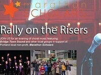 Rally on the Risers