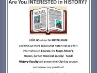 History Open House