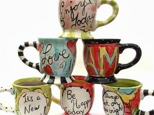 CAB Make & Take: Make Your Own Mug