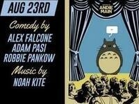 Cool Kids Patio Show w/ Alex Falcone, Adam Pasi, and Robbie Pankow