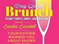 Drag Queen Brunch - hosted by Sasha Scarlett