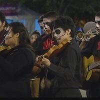 Arts in the Dark Halloween Parade