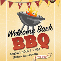 SGA Welcome Back Barbecue