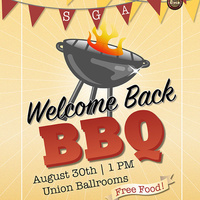 SGA Welcome Back BBQ