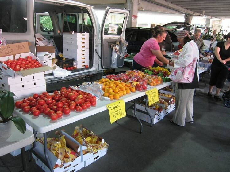 Iowa City Farmer's Market - Saturday Market
