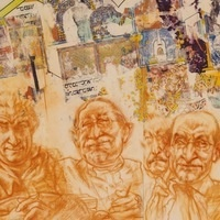 Harvey Breverman: A Decade of Drawing, 2005-2015 (Idiosyncratic Amalgams and Disparate Composites)