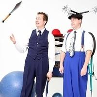 Kaleidoscope Series: SMIRK! Jokesters of Juggling and Kings of Chaos
