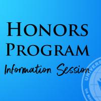 Honors Program Information Session
