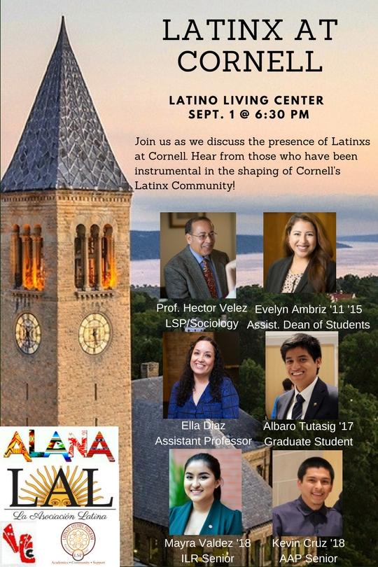 Latinx at Cornell