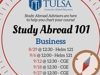 Study Abroad 101: Business