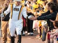 University of Iowa Homecoming Parade