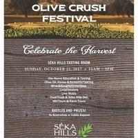 Olive Crush Festival