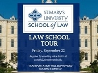 St. Mary's University School of Law Tour