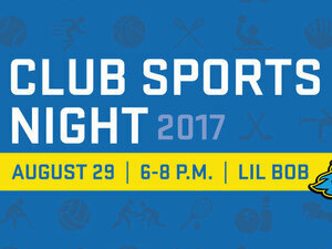 Club Sports Night