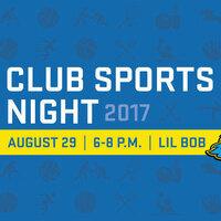 Club Sports Night