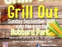BSU Chill Out Grill Out
