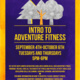 Intro to Adventure Fitness for F/S and Non-Members