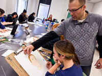 CE Young Artist School Holiday Workshops for Teens